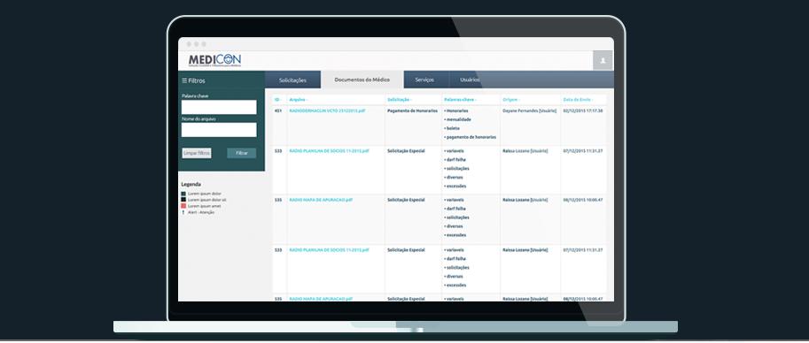 Site Medicon Blog home - 3 motivos para acessar sua nova área do médico