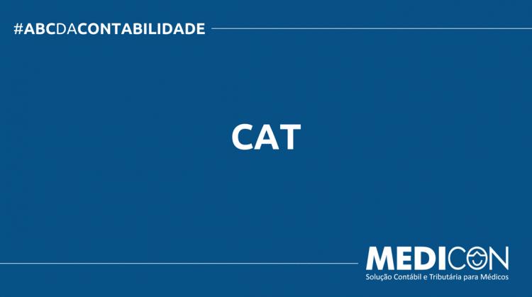 ABC DA CONTABILIDADE BLOG MEDICON 11 750x419 - O QUE É CAT? SAIBA AGORA!