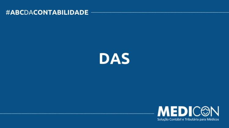 ABC DA CONTABILIDADE BLOG MEDICON 750x419 - O QUE É DAS? SAIBA AGORA!