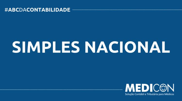 ABC DA CONTABILIDADE BLOG MEDICON 15 750x419 - O QUE É SIMPLES NACIONAL? SAIBA AGORA!